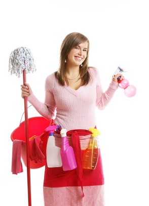 New Orleans-maid-service-cleaning